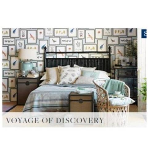 Sanderson Voyage of Discovery
