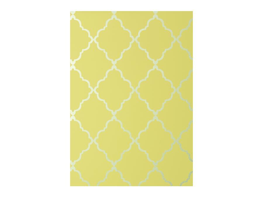 Anna French Seraphina Klein Trellis Wallpaper At6056 Citron