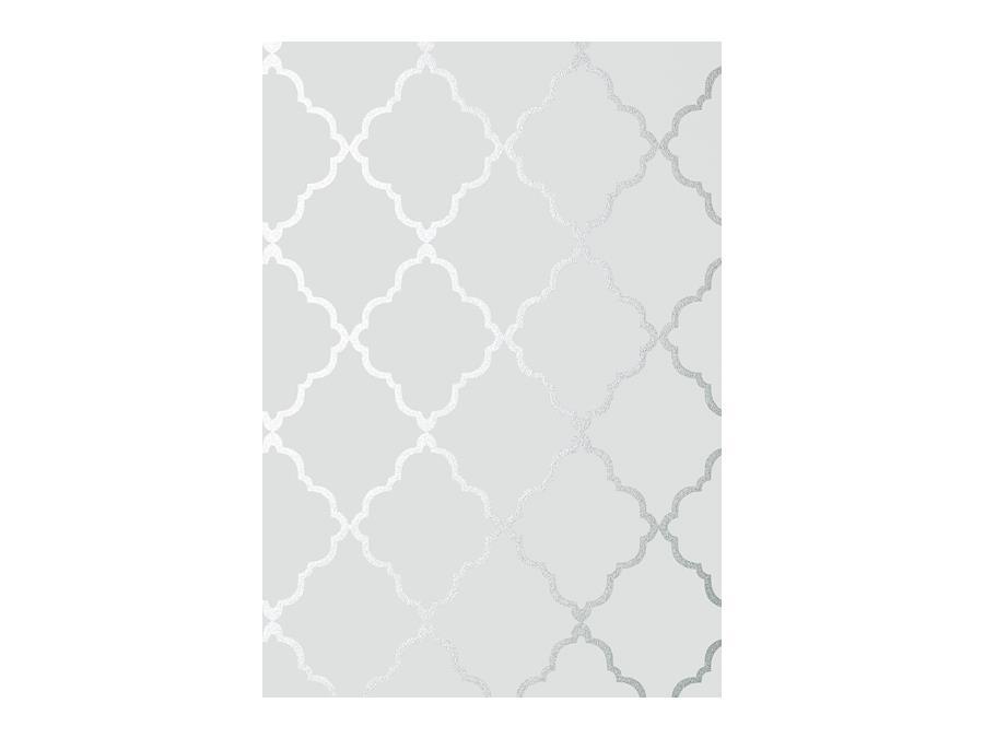 Anna French Seraphina Klein Trellis Wallpaper At6057 Silver