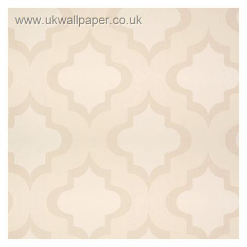 Clarke and Clarke Couture Wallpaper Kasbah Shell