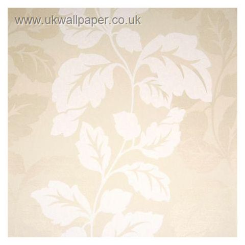 Clarke and Clarke Couture Wallpaper Ornella Shell