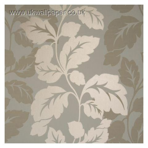 Clarke and Clarke Couture Wallpaper Ornella Mineral