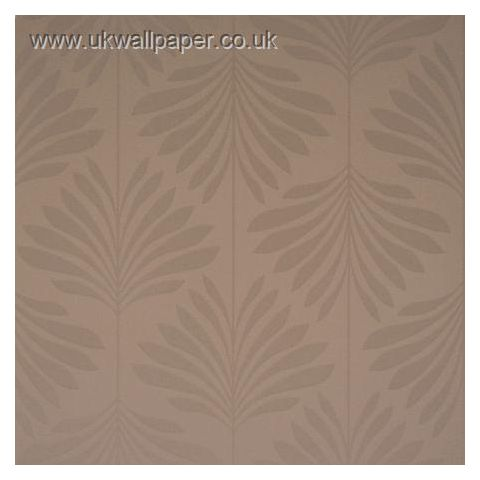 Clarke and Clarke Couture Wallpaper Vogue Latte