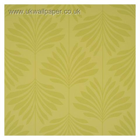 Clarke and Clarke Couture Wallpaper Vogue Citrus