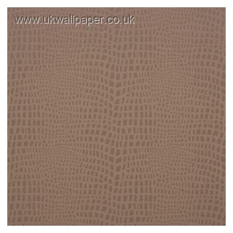 Clarke and Clarke Couture Wallpaper Strike Mocha