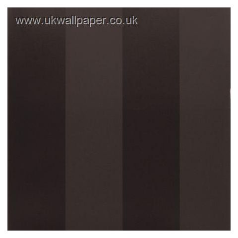 Clarke and Clarke Couture Wallpaper Bravo Stripe Charcoal