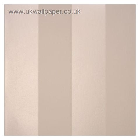 Clarke and Clarke Couture Wallpaper Bravo Stripe Taupe