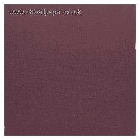 Clarke and Clarke Couture Wallpaper Vision Damson