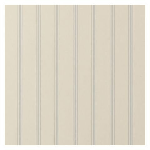 Clarke and Clarke Clarisse Wallpaper-Jolie Stripe W0029/05 Powder Blue