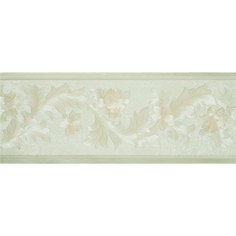 Traditional Classic Floral Border 00301