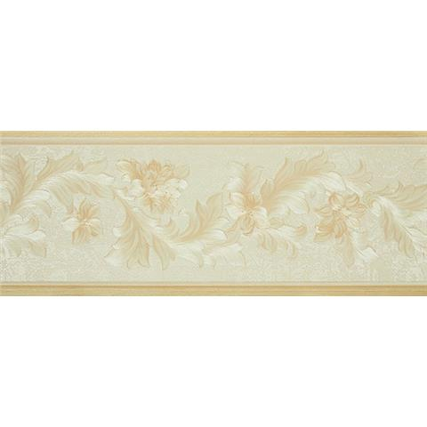 Traditional Classic Floral Border 00302