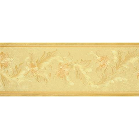 Traditional Classic Floral Border 00304