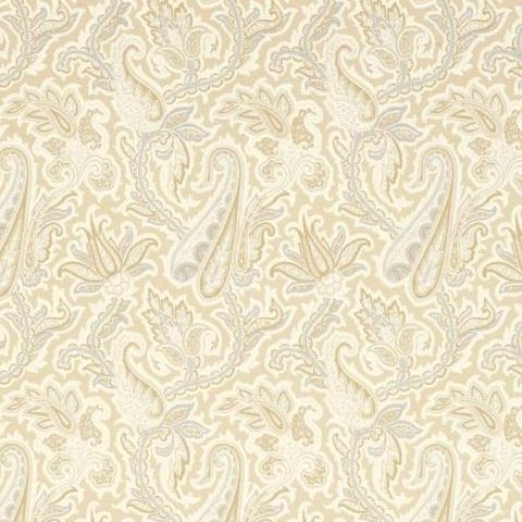 Thibaut Menswear Resource Winchester Paisley Wallpaper T1015 Beige