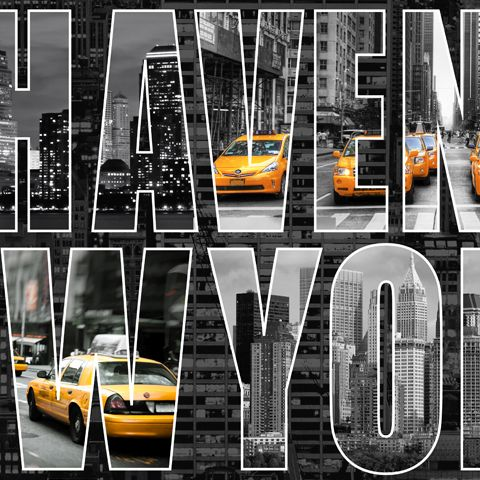 Letters From New York Wallpaper-102524