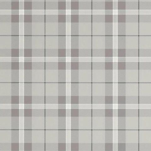 Thibaut Menswear Resource Winslow Plaid Wallpaper T1027 Grey