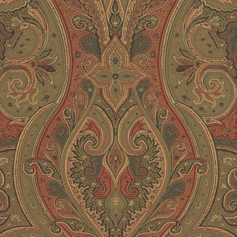 hibaut Menswear Resource Patani Wallpaper T1037 Multi