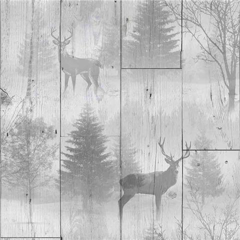 Super fresco Easy wallpaper highland park stag 104046
