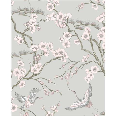 Super Fresco Easy kabuki wallpaper japan floral 105985