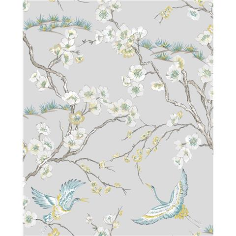 Super Fresco Easy kabuki wallpaper japan floral 106565