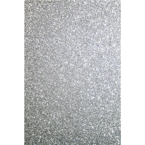 GLITTER BUG DECOR disco WALLPAPER 25 METRE ROLL GL21 silver sparkle