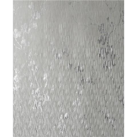 Sublime Theia Wallpaper Blossom Silver 106600