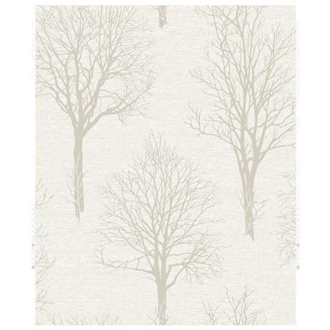 Tranquillity Landscape Wallpaper by Boutique 106666 Ivory
