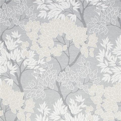Graham and Brown Fresca Wallpaper lykke tree 107975 charcoal