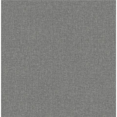 Graham and Brown Fresca Wallpaper Plain 108280 dark grey