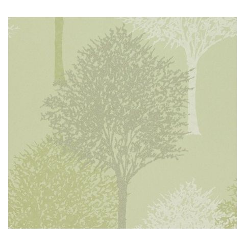 Harlequin Momentum Wallpaper Entice 110098  Silver Sparkle Sage and Willow