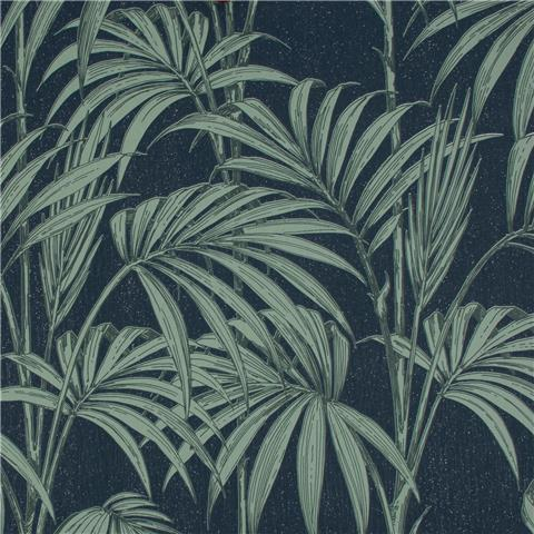Julien Macdonald Honolulu Palm Wallpaper 112086 Navy