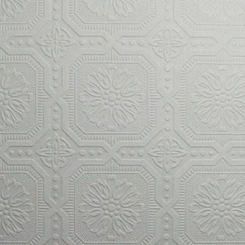 Super Fresco Paintable Wallpaper Buckingham Small Square 12011