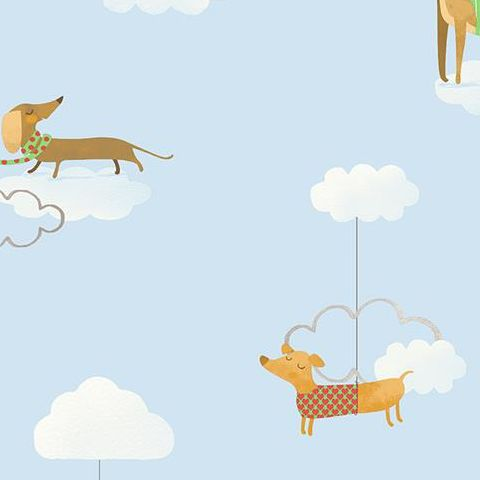 Make Believe Wallpaper- Walkies 12550 Multi