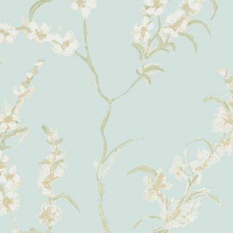 Anna French Lyric Wallpaper-Japonica AT1425