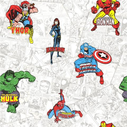 Marvel Action Heroes wallpaper 159503 multi