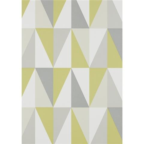 Prestigious Textiles Studio Wallpaper-Remix Geometric 1625-575