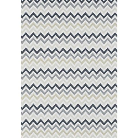 Prestigious Textiles Studio Wallpaper-Limit ZigZag 1626-276