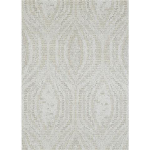 Prestigious Textiles origin wallpaper marrakesh 1634-007 ivory