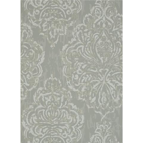 Prestigious Textiles origin wallpaper zellige 1641-629 willow