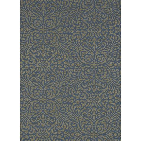 Prestigious Textiles origin wallpaper bakari 1642-632 jewel