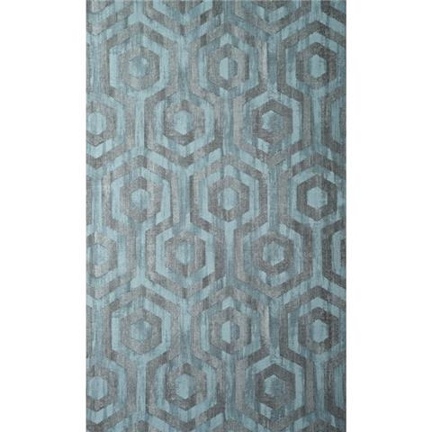 Prestigious Textiles Elements Wallpaper Quartz 1647-593 moonstone