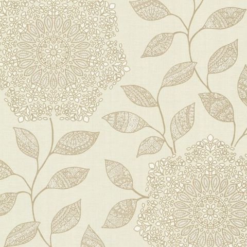 Kenneth James Alhambra Wallpaper-Shirazi Floral 21316