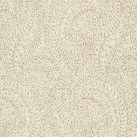 Kenneth James Alhambra Wallpaper-Arcades Paisley Foil 21324