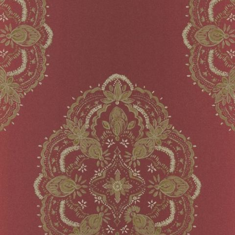 Kenneth James Alhambra Wallpaper-Mirador Medallion 21330