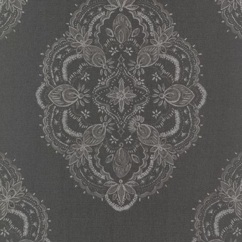 Kenneth James Alhambra Wallpaper-Mirador Medallion 21331