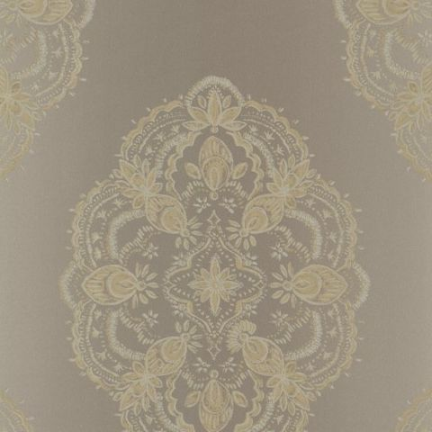 Kenneth James Alhambra Wallpaper-Mirador Medallion 21332