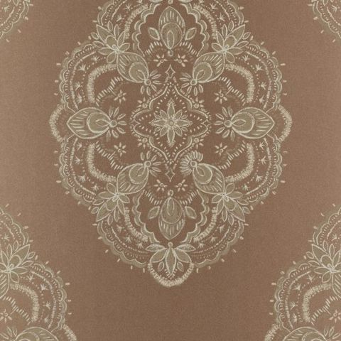 Kenneth James Alhambra Wallpaper-Mirador Medallion 21333