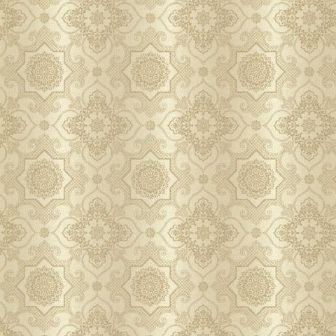 Kenneth James Alhambra Wallpaper-Mirador Lattice 21338