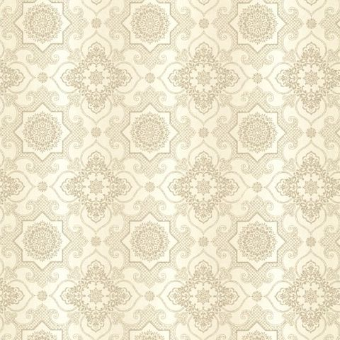 Kenneth James Alhambra Wallpaper-Mirador Lattice 21340