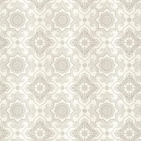 Kenneth James Alhambra Wallpaper-Mirador Lattice 21341