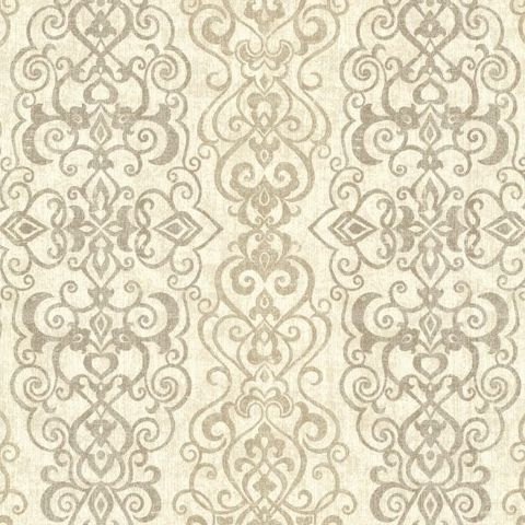 Kenneth James Alhambra Wallpaper-Sultan Stripe 21344